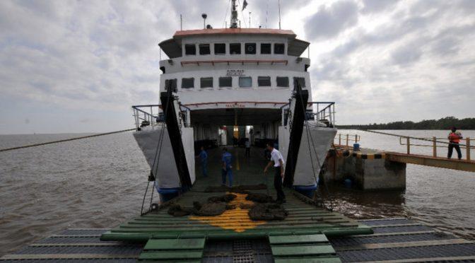 Menhub alihkan truk logistik Pantura ke kapal ro-ro, armada belum tersedia