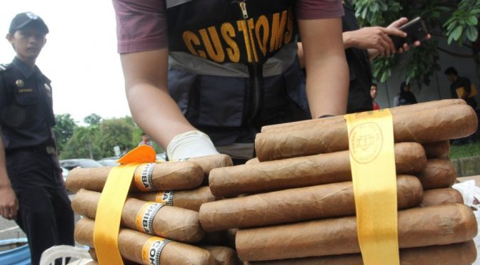 Kenaikan BM impor tembakau tunggu persetujuan Menko
