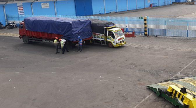 Revisi UU 22/2009 : Pengusaha Truk Logistik Sampaikan Usulan ke DPR