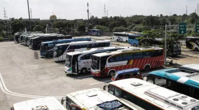 Beralih Jadi Angkutan Logistik, Okupansi Bus Tumbuh 20%