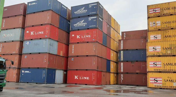 Usulan ALFI untuk Mengatasi Kelangkaan Peti Kemas & Kelancaran Logistik Ekspor Impor