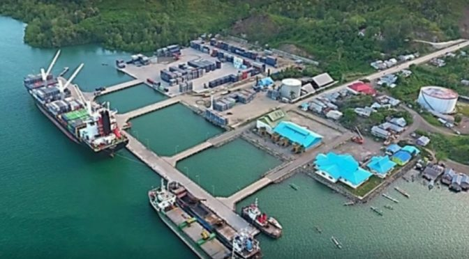 ALFI Mendukung Pengembangan Pelabuhan Logistik Anggrek Gorontalo