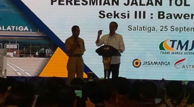 Jokowi akui biaya logistik RI 2x lipat lebih mahal