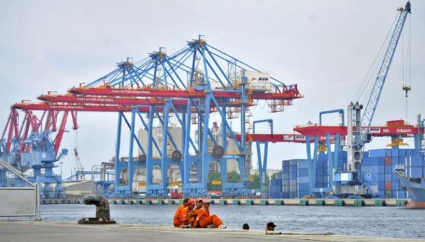 Tarif baru BM kontainer eksim berlaku di Priok, Pelindo II didorong masuk Patimban