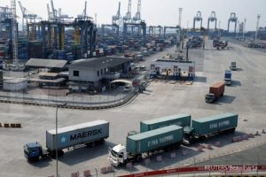 Turun dari kapal, peti kemas impor wajib langsung behandle