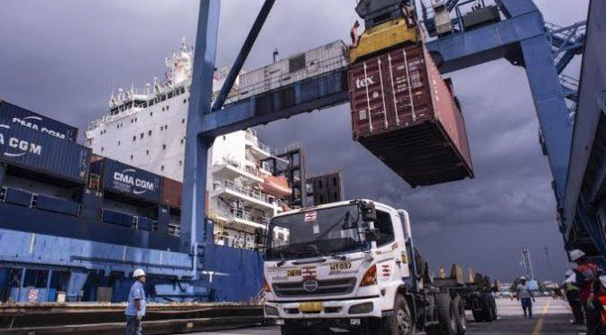 Nilai Ekspor Impor Selama April 2020, Turun