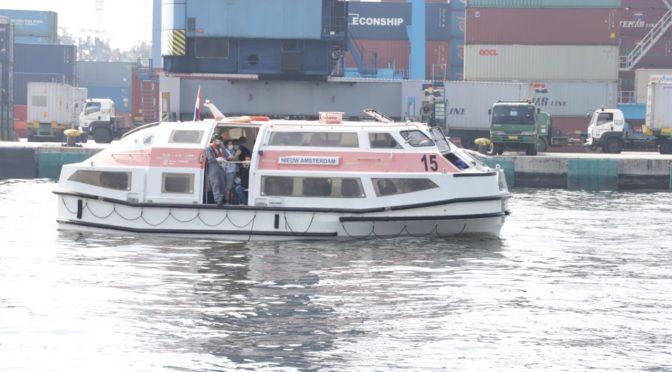 New Normal Angkutan Laut Mulai 7 Juni