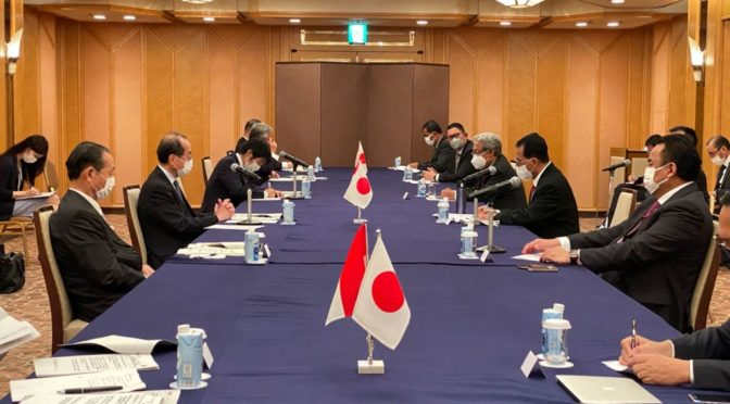 Jepang Dukung Percepatan Proyek Kerja Sama Pembangunan Infrastruktur Transportasi di RI