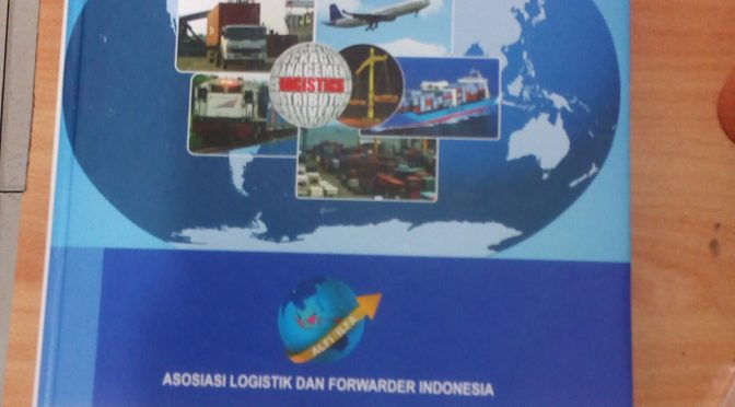 New Release: buku Aspek Komersial dan Hukum Transport Multimoda