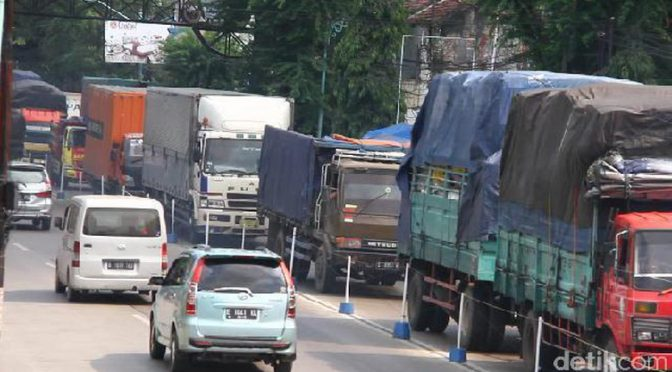 Integrasi transaksi tol JORR untungkan angkutan logistik?
