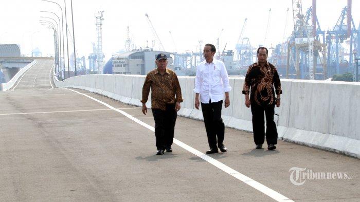 Peran logistik dalam anomali perekonomian Indonesia
