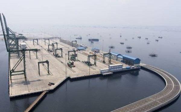 Pelindo II bangun kanal ke Cikarang kejar pasar kargo Jabar