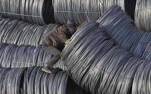 Spekulan China pakai Vietnam serbu RI dengan kelebihan pasokan baja