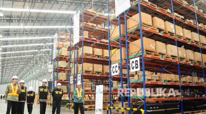 Importir belum optimalkan 76 Pusat Logistik Berikat