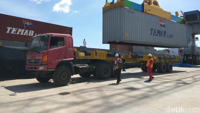 Operator truk agar manfaatkan IT