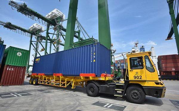'Dry port baru sebatas kurangi YOR'