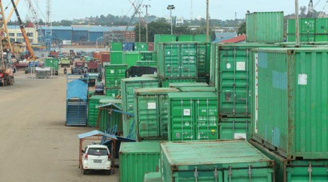 Timbun petikemas di pelabuhan, 5 pengelola terminal dipanggil