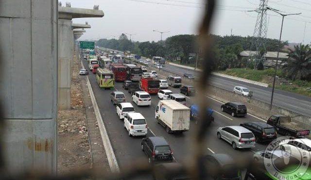 Sistem ganjil genap kurangi kepadatan kendaraan di tol