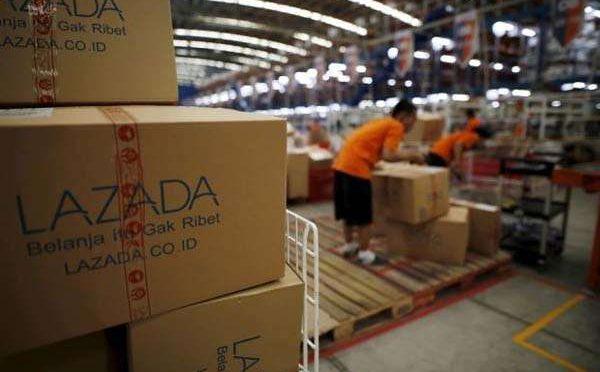Lazada perkuat fasilitas pergudangan, pilih Depok sebagai pusat logistik