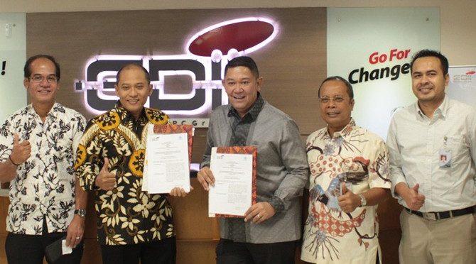 ALFI & EDII sepakat kembangkan edukasi & kompetensi logistik
