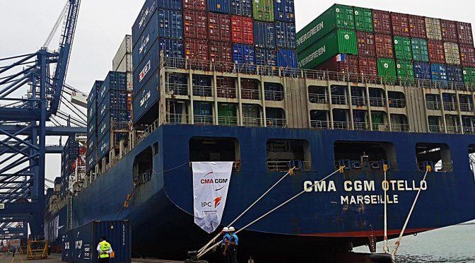 INSA target 3000 TEUs muatan mother vessel