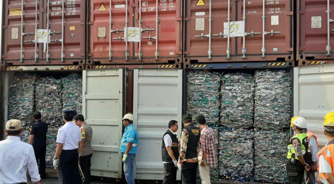 Syahbandar Ingin Selesaikan Masalah Kontainer Limbah Impor di Priok, IMLOW Mendukung