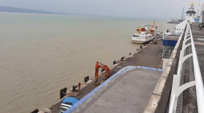Penyiapan Infrastruktur Logistik Mesti Didukung Semua Pihak Terkait