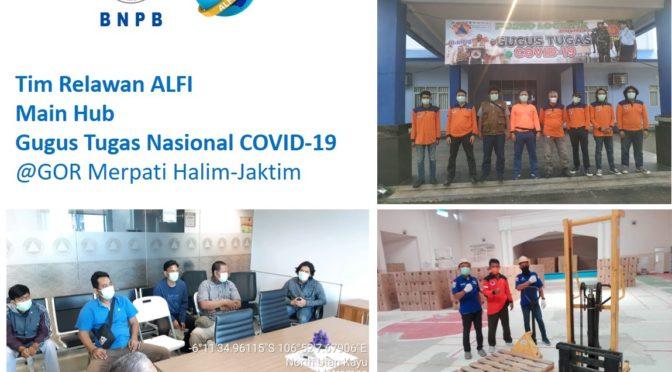 Sejumlah Anggota ALFI, Bebaskan Biaya Handling Impor Untuk Bantu Tangani Covid 19
