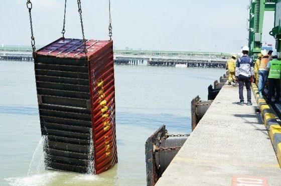 Layanan Logistik di Jatim Dipastikan Lancar