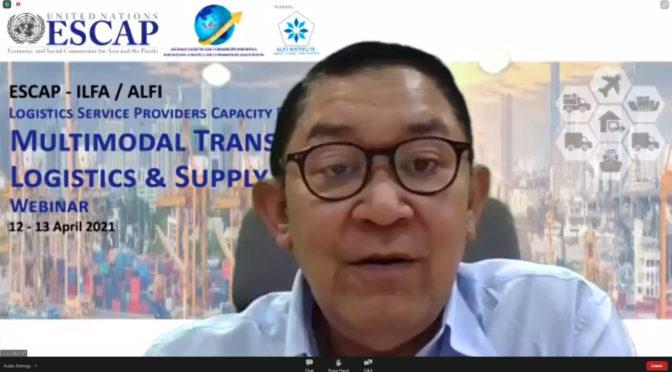 UNESCAP – ALFI Institute, Tingkatkan Kompetensi SDM Logistik