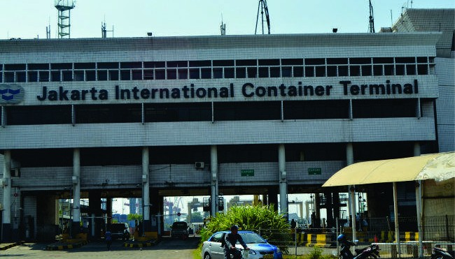 VGM peti kemas ekspor di Priok libatkan BKI