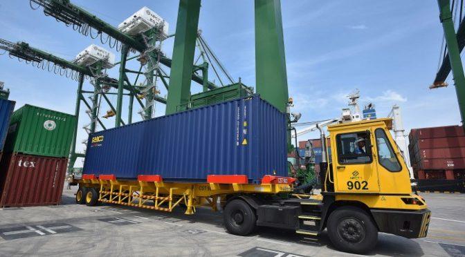 Satgas kebijakan ekonomi soroti dwelling time di pelabuhan